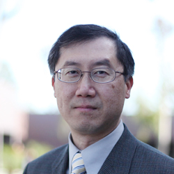 陳愛光 牧師 Rev. Ekron Chen